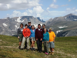 One of the BEST backpacking trips ever. Beartooth Mountains in Montana with some of my favorite backpacking buddies.