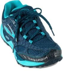 Footwear: Brooks Cascadia 7 Shoes
