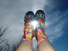 Footwear: Dirty Girl Gaiters