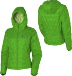 Warmth: Patagonia Hooded Nanopuff (LOVE)
