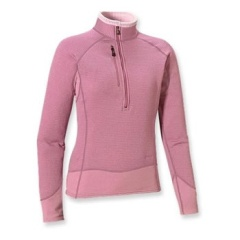 Warmth: Patagonia R1 1/2-zip Fleece