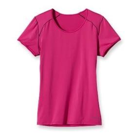 Top: Patagonia Capilene 1 short sleeve shirt