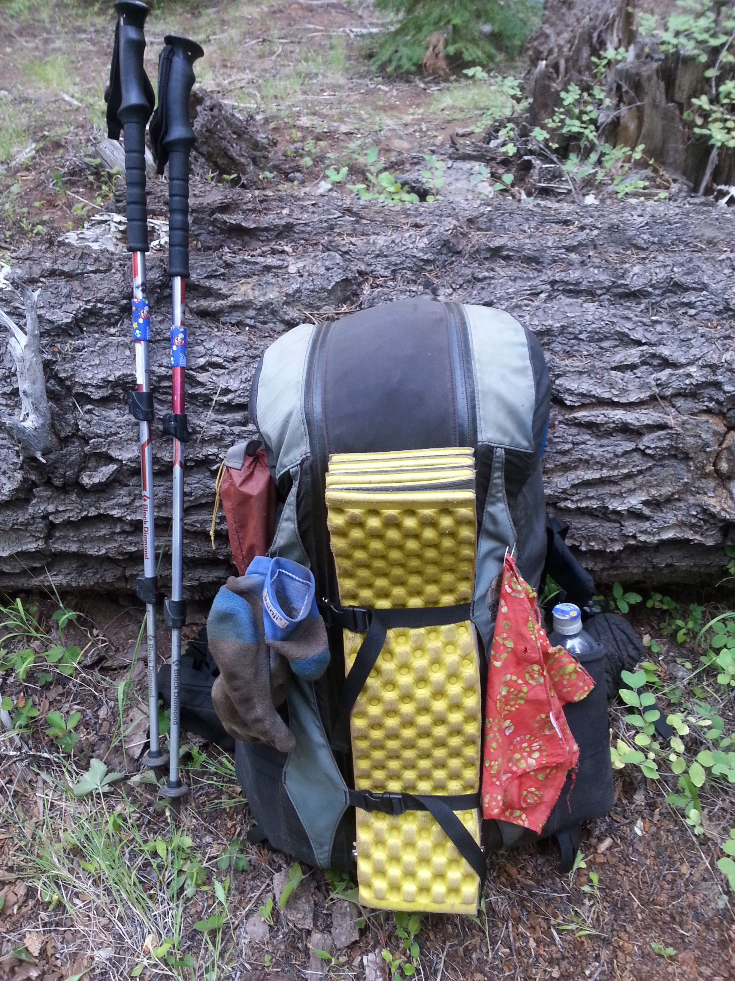 A Gear Review From My 2013 Pct Thru Hike So Many Miles