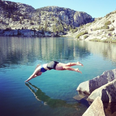 PCT Heart Lake Dive