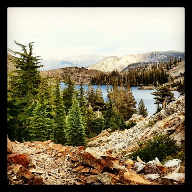 PCT Desolation Wilderness