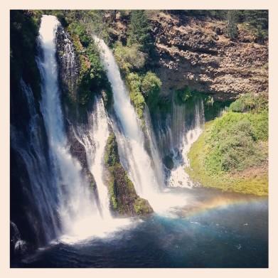 PCT Burney Falls