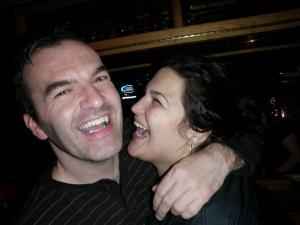 Richard and Meryl.